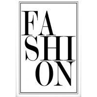 Fashion 50 x 70 cm